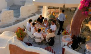 Santorinis popularity soars